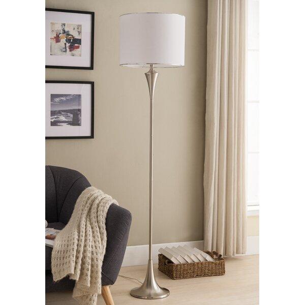 Calabro 68 Floor Lamp by Wrought Studio
