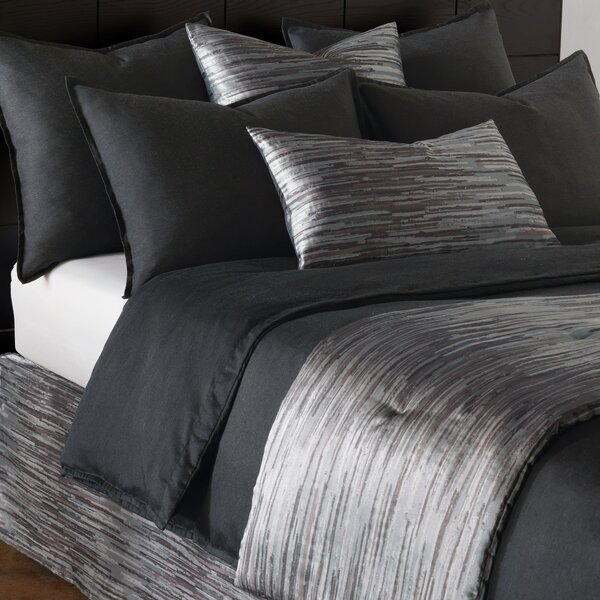 Pierce Single Reversible Duvet Cover