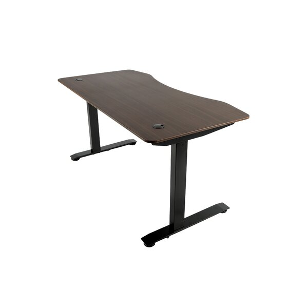 Chwalinski V-Height Adjustable Standing Desk by Latitude Run