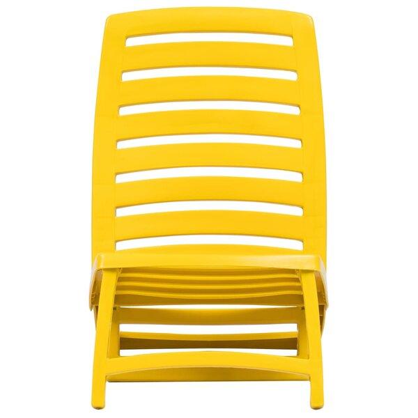 Elgin Reclining Beach Chair (Set of 4) by Highland Dunes Highland Dunes