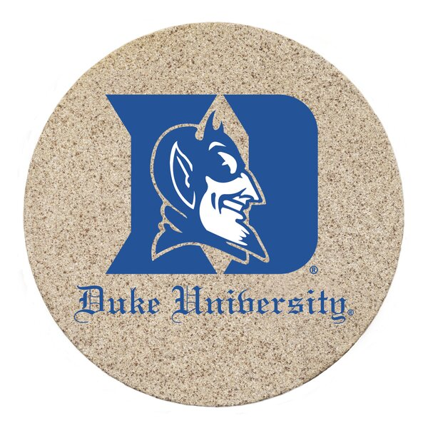 Duke University Collegiate Coaster (Set of 4) by Thirstystone