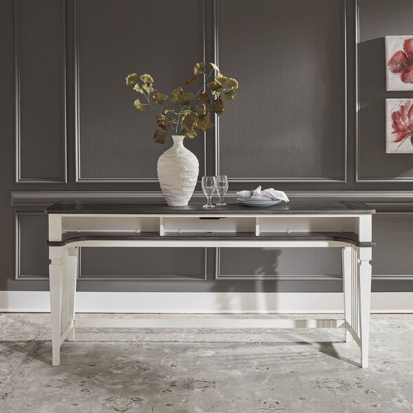 Charland Console Table By Rosalind Wheeler