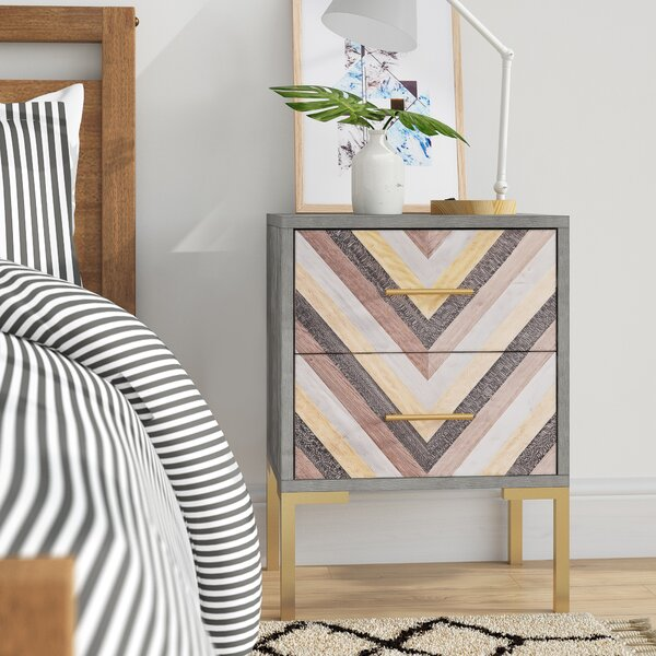 Kelly EndTable by Modern Rustic Interiors