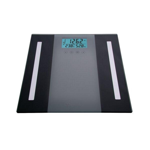 Detecto 5 in 1 Glass Body Digital Scale by Escali
