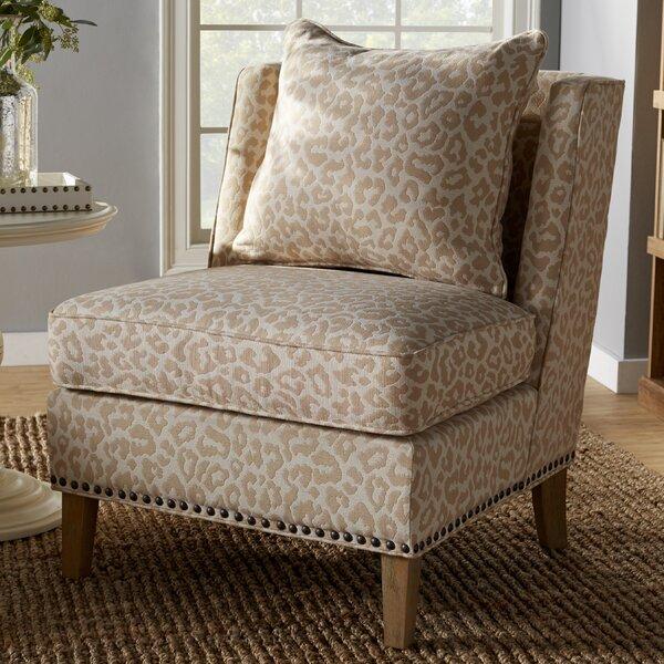 Kayleigh Slipper Chair by Mistana Mistana™