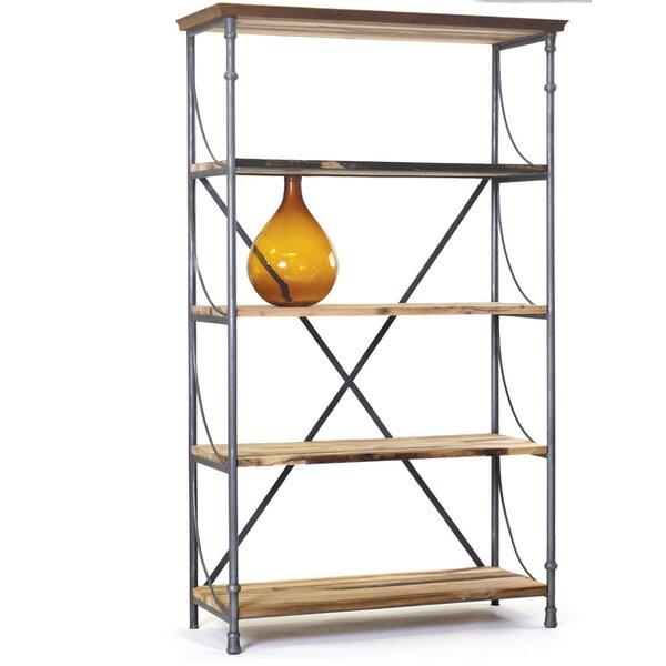 Rivas Etagere Bookcase by Gracie Oaks