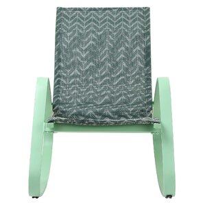 bissett porch deck patio rocking chair