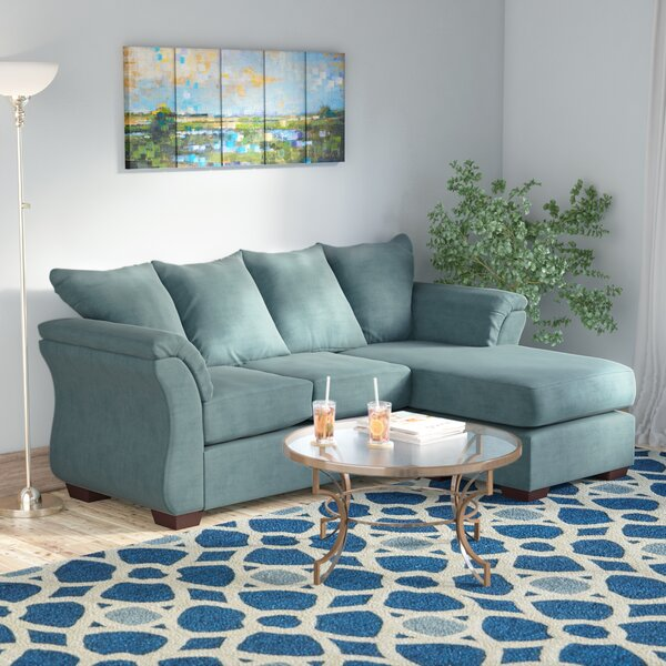Machesney Right Hand Facing Sectional By Andover Mills