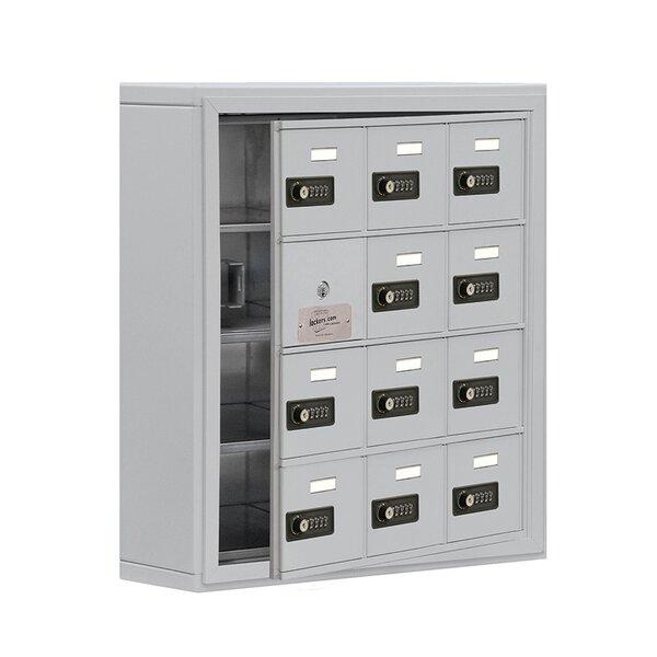 11 Door Cell Phone Locker by Salsbury Industries11 Door Cell Phone Locker by Salsbury Industries