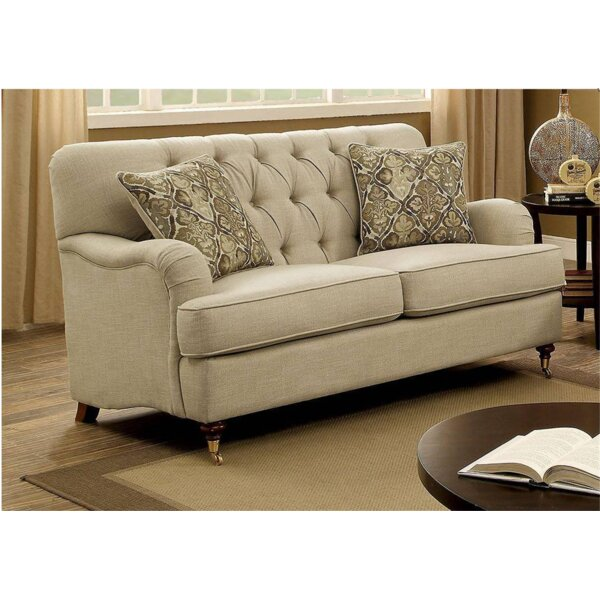 Luann Loveseat by Canora Grey