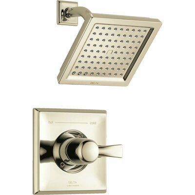 Shower Faucet Polished Nickel photo