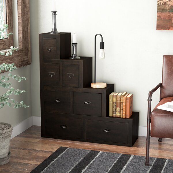 Polzin 7 Drawer Accent Chest by August Grove