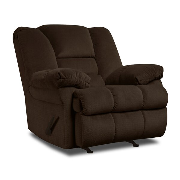 Mendes Manual Rocker Recliner by Darby Home Co