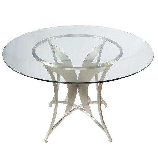 Tadley Dining Table by Red Barrel Studio Red Barrel Studio