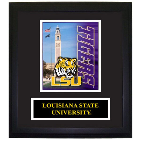 NCAA Mascot Picture Frame by R&R Imports