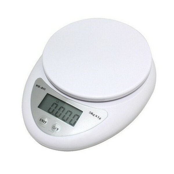Electronic Digital Kitchen Scale by Fab Findz