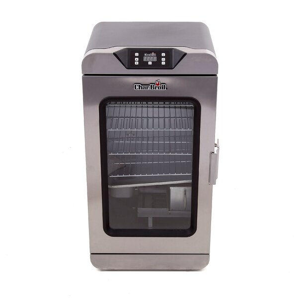 Deluxe Digital Electric Smoker by Char-Broil
