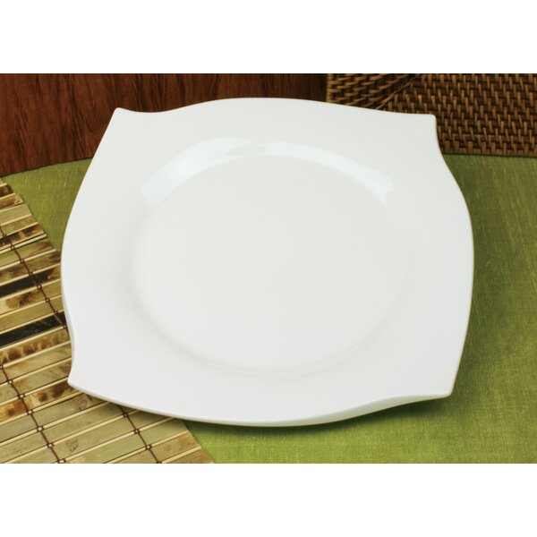 Crescent 11 Dinner Plate (Set of 6) by Omniware