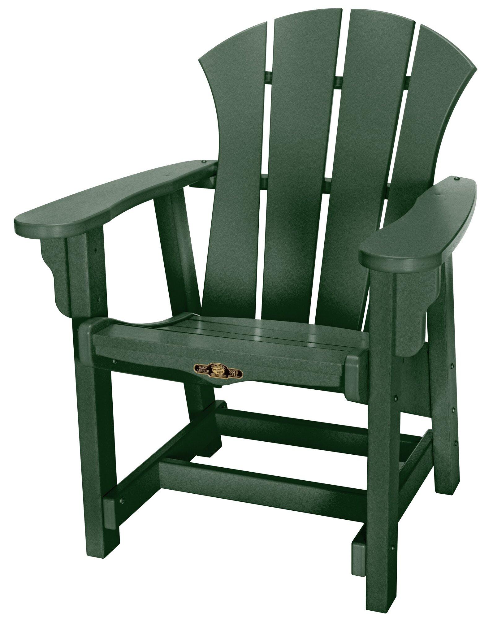 Rosecliff Heights Yeager Conversational Plastic Adirondack Chair | Wayfair