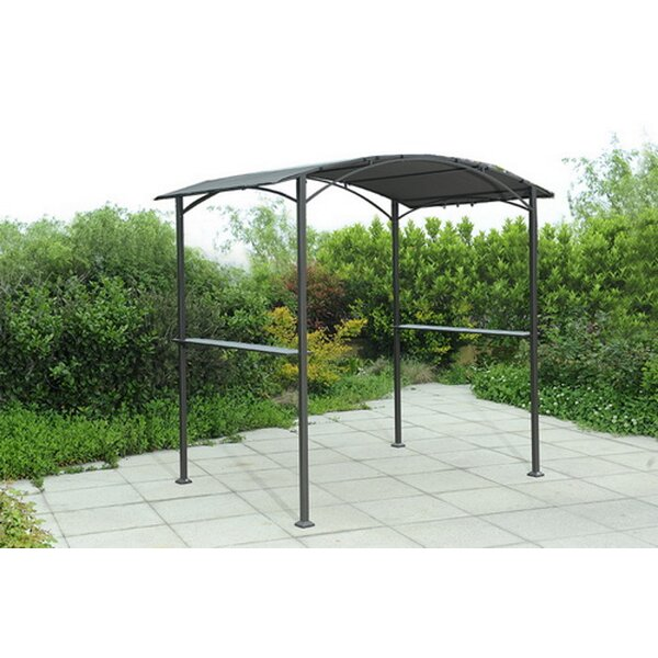 Replacement Canopy for Grill Gazebo Soft Top by Sunjoy