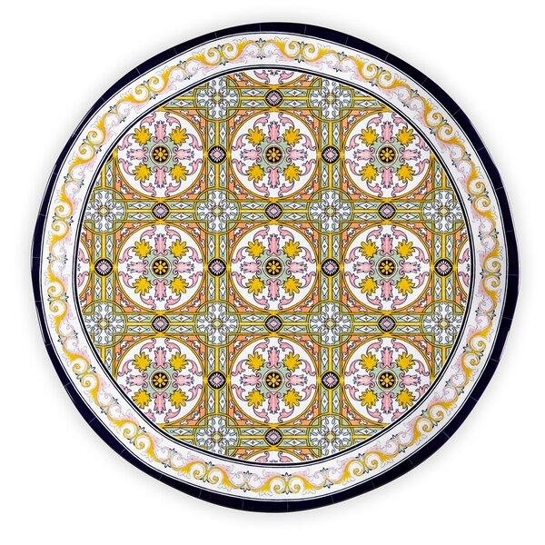 Barns Melamine Platter by Bloomsbury Market