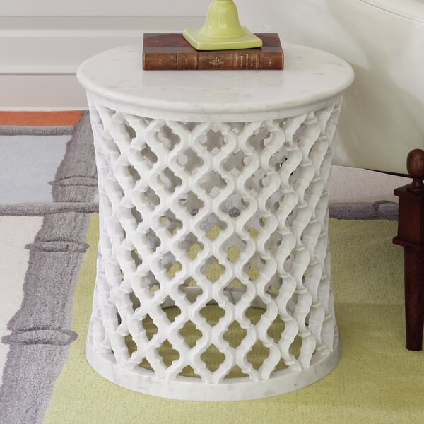 Arabesque End Table by Global Views