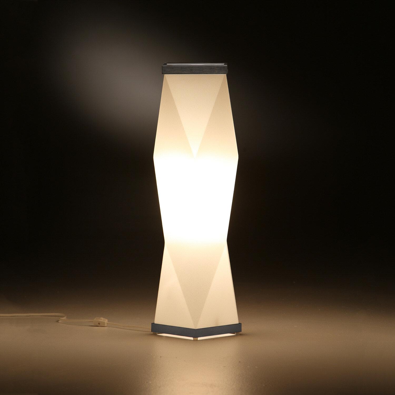 Flushing Diamond Table Lamp Reviews