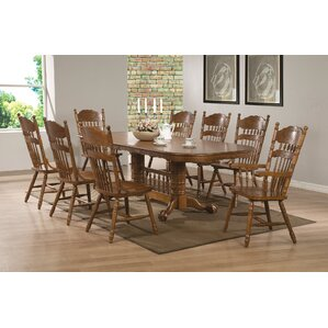 Clayburn Extendable Dining Table by Astoria Grand
