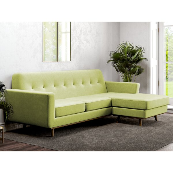 Mercedes Reversible Sectional by Langley Street