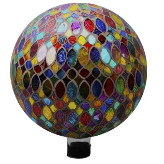 Multi Shape Tile Gazing Globe by VCS