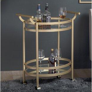 Palazzo Bar Cart by Studio Designs HOME