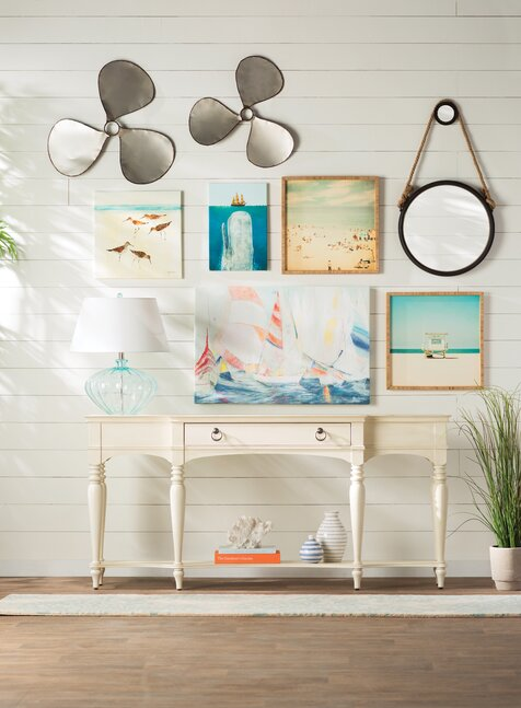 Foyer Ideas Part - 47: Coastal Foyer Design