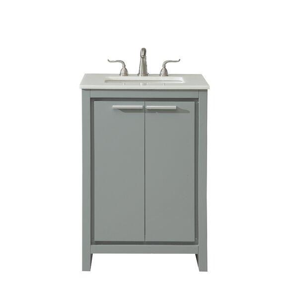 Easterling 24 Single Bathroom Vanity Set by Ebern Designs