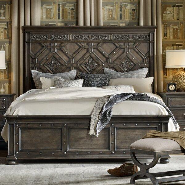 Vintage West Standard Bed by Hooker Furniture