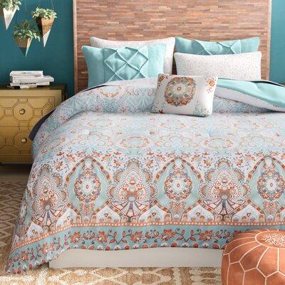 Cedrick Comforter Set Bungalow Rose