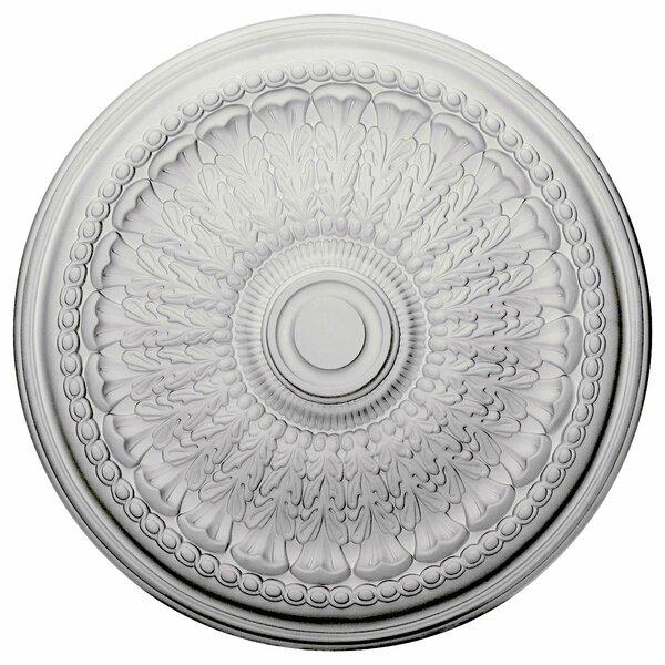 Brunswick 27H x 27W x 2 1/2D Ceiling Medallion by Ekena Millwork