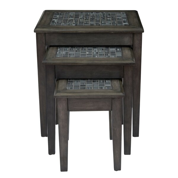 3 Piece Nesting Tables by Benzara