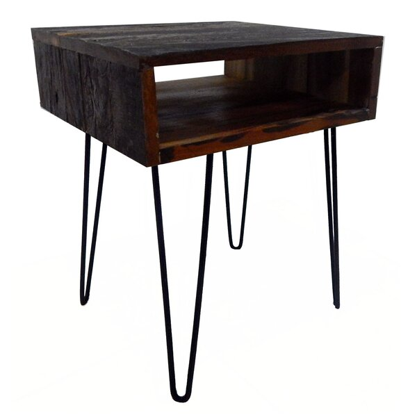 Ren End Table by Nicahome LLC