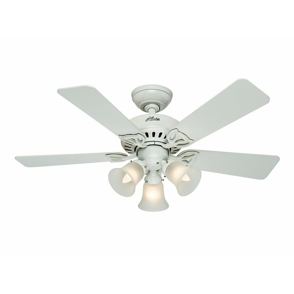42 The Beacon Hill™ 5-Blade Ceiling Fan by Hunter Fan