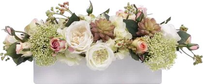 Mixed Floral Arrangement by Darby Home Co