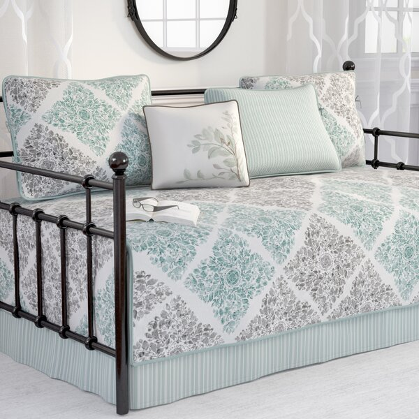 Harlan 6 Piece Daybed Set By Alcott Hill.