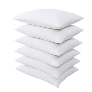 Anti-Microbial Pillow Protector (Set of 6) By Fresh Ideas