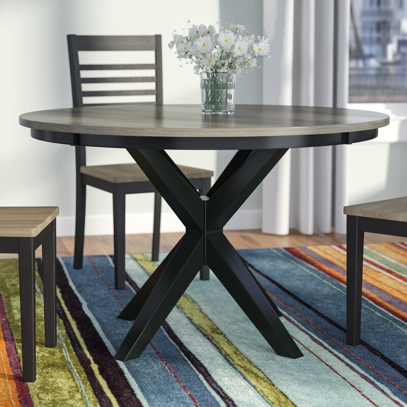 Beautiful Simmons Casegoods Clipper City Dining Table