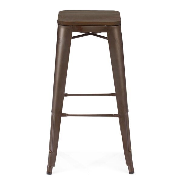 Halie 30 Bar Stool (Set of 4) by Trent Austin Design