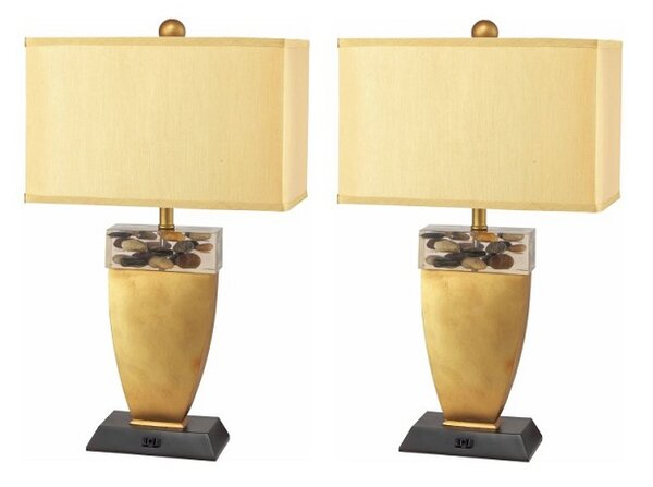 Avant 26 Table Lamp (Set of 2) by Loon Peak