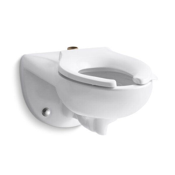 Kingston 1.6 GPF Elongated Toilet Bowl by Kohler