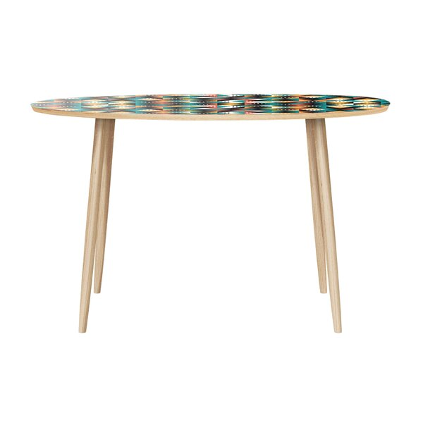 Arehart Dining Table by Bloomsbury Market
