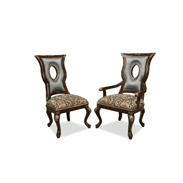 Cosenza Upholstered Dining Chair by Benetti's Italia Benetti's Italia