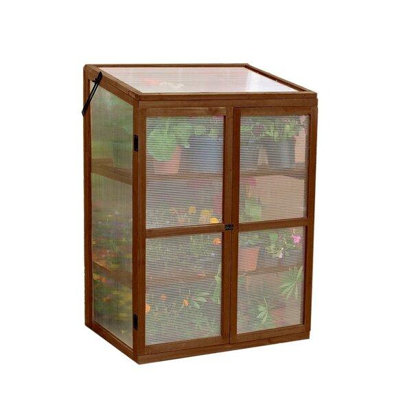 2.5 Ft. W x 1.8 Ft. D Mini Greenhouse by Gardman