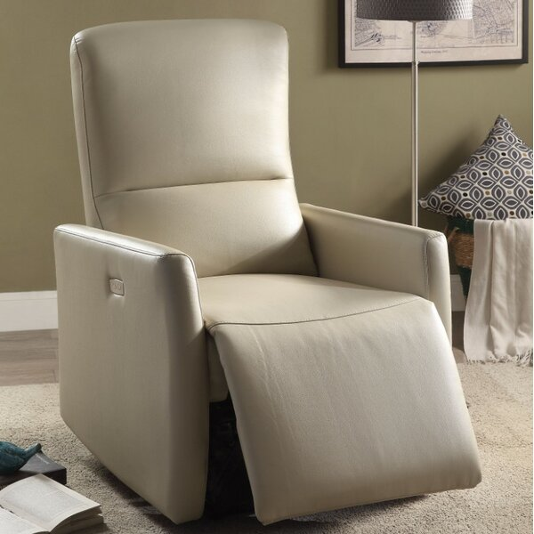 Wolken Power Recliner by Latitude Run